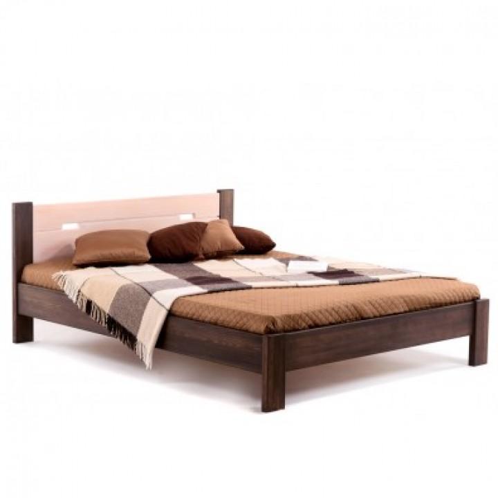 """Деревянная кровать """"Силена"""""""