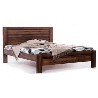 Деревянная кровать Люкс