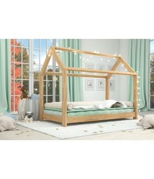 """Деревянная кровать """"Вики"""""""