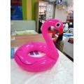 Надувной круг Фламинго 120 см Розовый