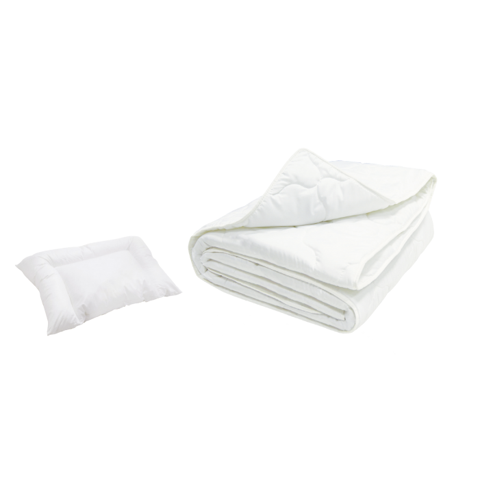 Комплект Фокси - детское одеяло и подушка