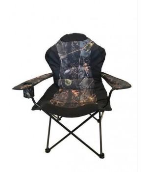"""Стул-кресло складной """"Рыбак люкс"""""""