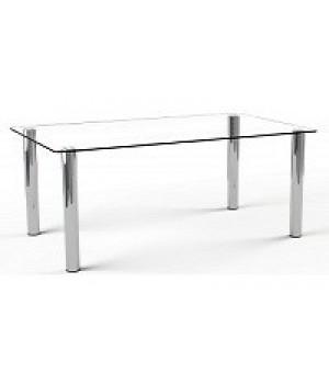 Стеклянный стол Кристалл мини (журнальный)